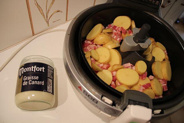 preparation patates